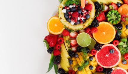 Owoce na talerzy diabetyka 428x248